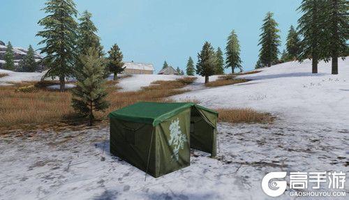 《和平精英》攀登者帐篷刷新位置图文一览