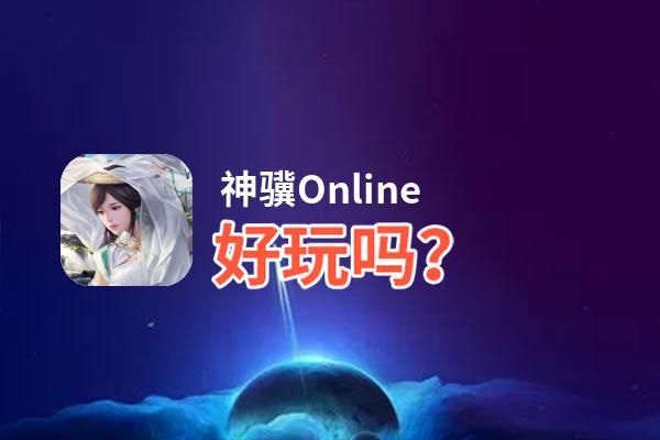 神骥Online好玩吗?神骥Online好不好玩评测