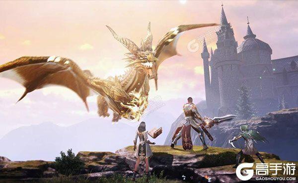 动作冒险手游《新神魔大陆》开新服  数十万玩家已更新官方最新版