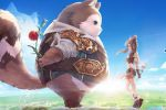 童话般梦幻冒险手游《风之大陆》官方下载地址分享
