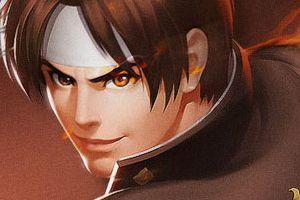 《拳皇98终极之战OL》游戏原画