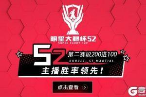 王者荣耀大腿杯S2第二赛段200进100