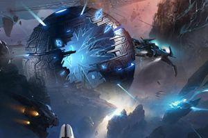 《神盾战机》重温经典飞行射击游戏 体验外太空超级英雄