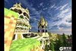《我的世界》真·吃土行为 大神竟然能把城堡做的如此美味!?