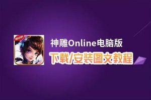神雕Online电脑版_电脑玩神雕Online模拟器下载、安装攻略教程