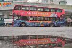 不一样的重燃祭!火影忍者主题巴士带你逛上海