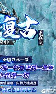 龙城决冰雪单职业游戏截图-1