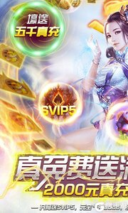 仙圣奇缘VIP版游戏截图-0