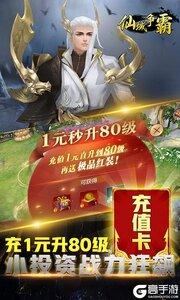 仙域争霸满V版游戏截图-4