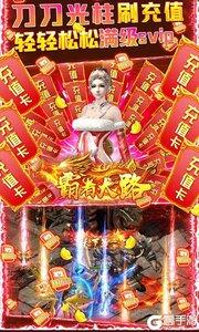 霸者大陆无限元宝版游戏截图-3