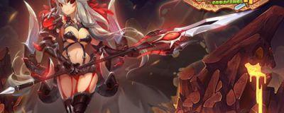 超Q萌娘军团,《圣剑守护》——竖屏格斗童话手游