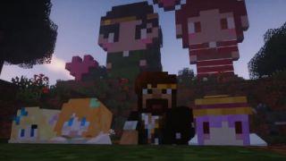 我的世界Minecraft《籽岷的1.13方块学园领域服生存 第三集》