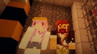 我的世界Minecraft《籽岷的1.12双人解谜 童言无忌 第一集》