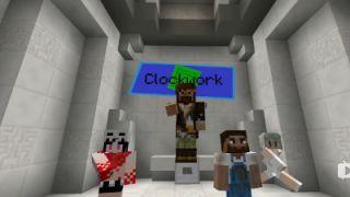 我的世界Minecraft《籽岷的1.13多人跑酷 节奏大师》