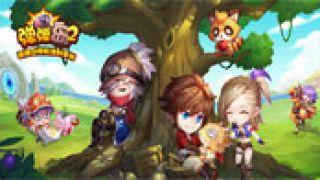 《弹弹岛2》10.26新版全平台上线产品宣传片
