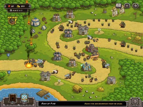 王国保卫战官方版游戏截图-3