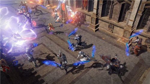 天堂2誓言最新版游戏截图-3