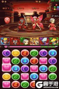 忍者之战OL游戏截图-2