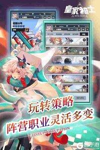 皇家骑士官方版游戏截图-3