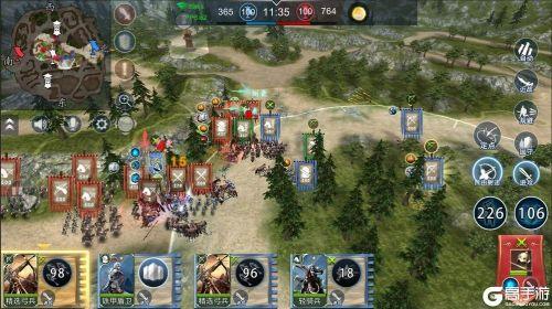 王朝崛起:即時戰術電腦版游戲截圖-1