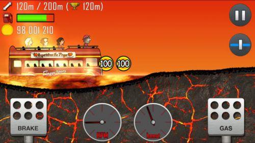 登山赛车游戏截图-1
