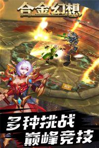 合金幻想电脑版游戏截图-2