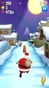 圣诞酷跑2游戏截图-3