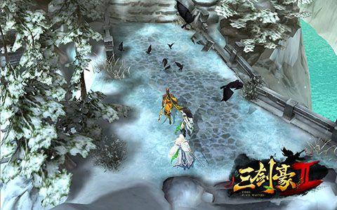 三剑豪2游戏截图-2