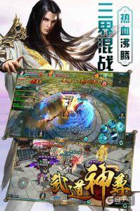 武道神尊游戏截图-1