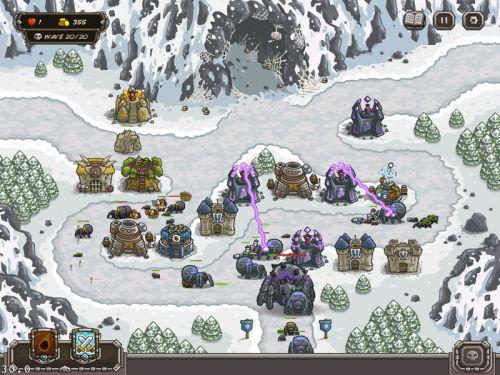 王国保卫战官方版游戏截图-6