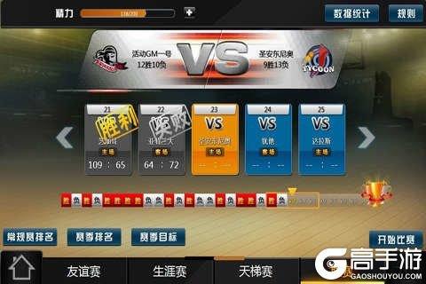 范特西篮球大亨OL安卓版游戏截图-3
