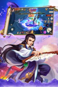 剑道仙语电脑版游戏截图-1