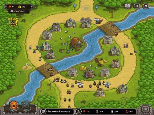 王国保卫战官方版游戏截图-2