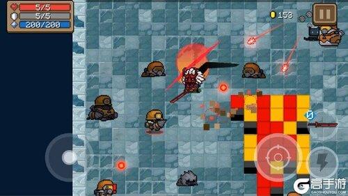 元气骑士安卓版游戏截图-7