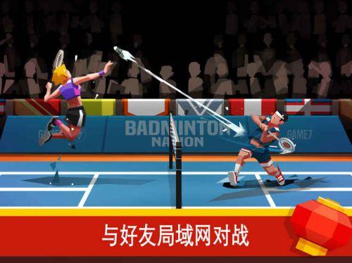羽毛球高高手电脑版游戏截图-7