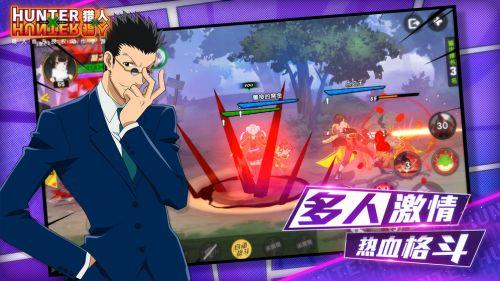 猎人×猎人游戏截图-4