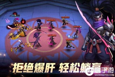 万界英雄九游版游戏截图-0