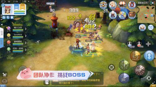 仙境传说RO:爱如初见游戏截图-2