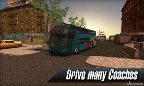 城市公交车巴士电脑版游戏截图-2