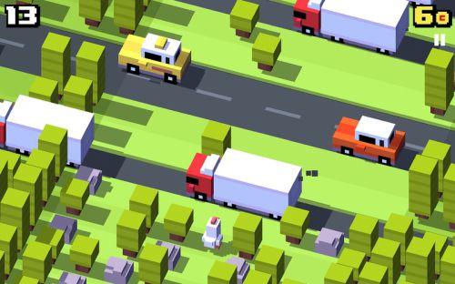 天天过马路游戏截图-1