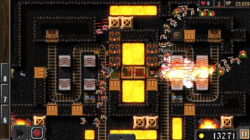 地牢战争游戏截图-2