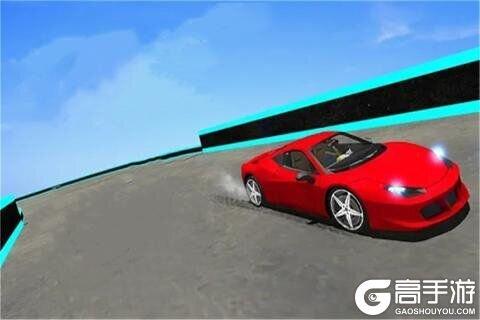急速赛车游戏截图-4