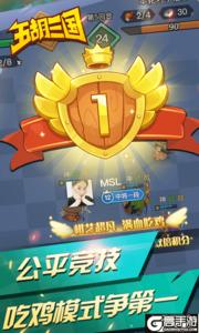 五胡三国电脑版游戏截图-2