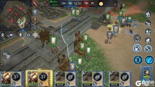 王朝崛起:即時戰術電腦版游戲截圖-2
