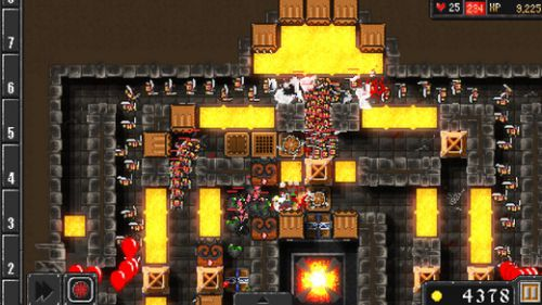 地牢战争游戏截图-1