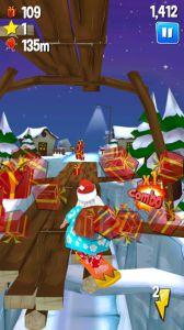圣诞酷跑2游戏截图-0