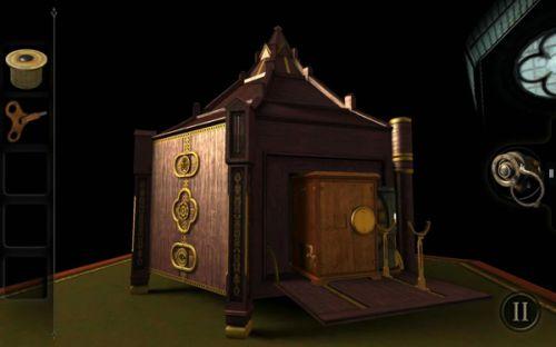 未上锁的房间最新版游戏截图-2