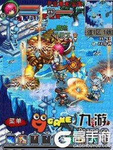 侠道游戏截图-4