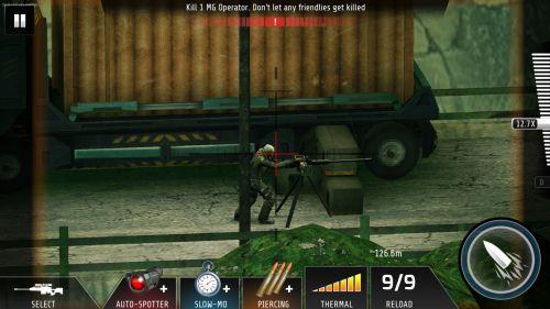 致命狙击游戏截图-3
