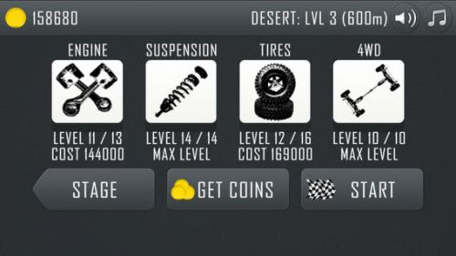 登山賽車最新版游戲截圖-2